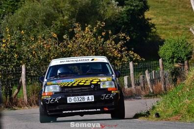 08 Iván Suarez primero de la Homologastur Turbo Cup - 56 Rallye Princesa de Asturias 2019