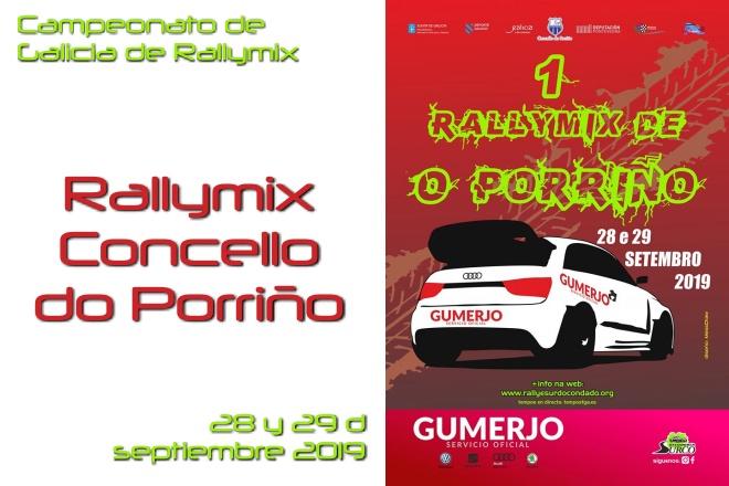 rallymix porriño cartela 2019