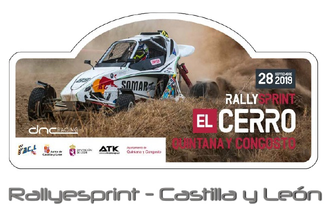 rallysprint el cerro 2019 cartela