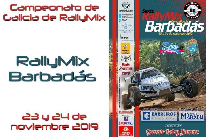 rallymix barbadas 2019 cartela