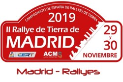 rallye tierra madrid 2019 placa