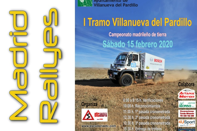 Cartel Tramo Villanueva 2020