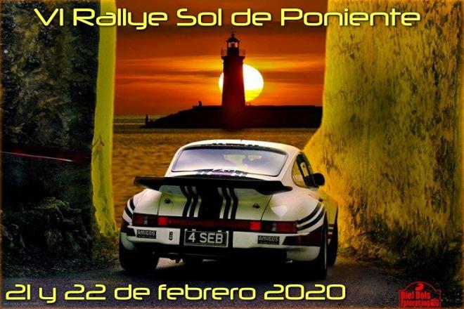 rallye sol poniente 2020 cartel