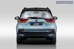 Honda Jazz Crosstar 2020-01
