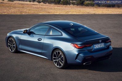 bmw serie 4 coupe 2020