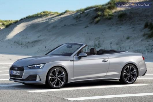 Audi A5 Cabrio 2020-07