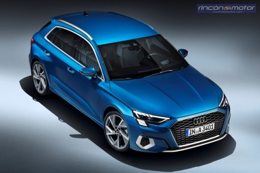 Audi A3 Sportback 2020-06