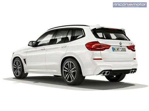 BMW X3M 2019