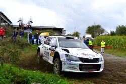 Rallye Terra Auga 2020 solans fabia r5