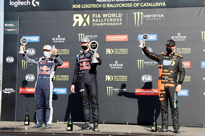 wrx barcelona 2 podio 2020