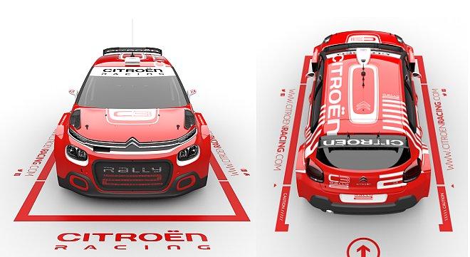 CitroënC3Rally2