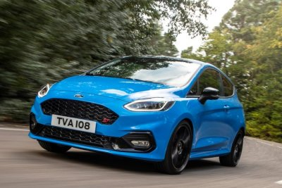 fors fiesta st edition 2021