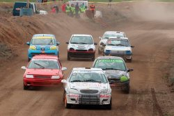 autocross calamocha Grupo Div 2 salida 2021