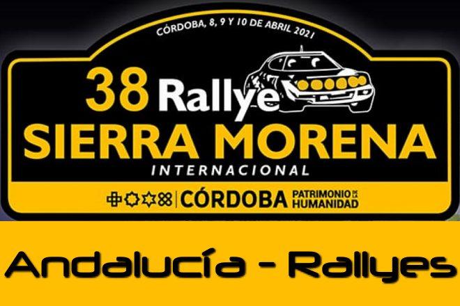 placa rallye sierra morena 2021