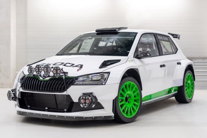 skoda Fabia Rally2 Evo edition 120 2021-3