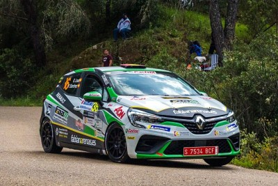 Germán Leal y Pablo Sánchez, primeros líderes entre los 15 aspirantes al título del Clio Trophy Spain