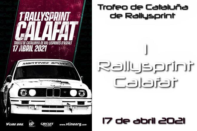 rallysprint calafat 2021 cartela