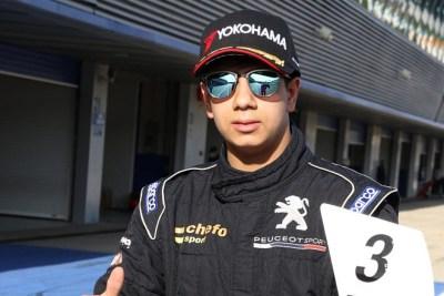 El español Isidro Callejas es el piloto más joven de la historia del TCR Europe