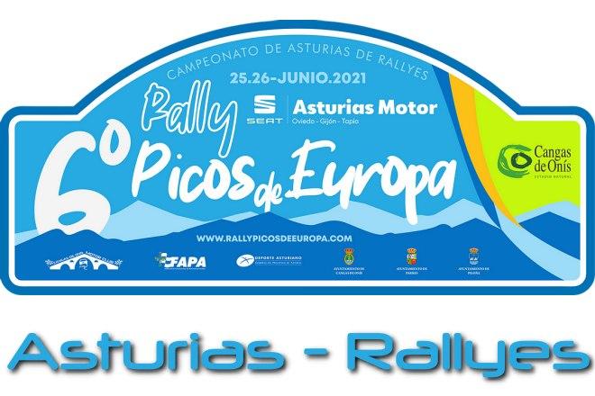 rallye picos europa 2021 placa