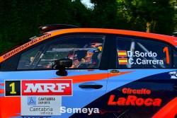 Dani Sordo vuelve a ganar en el Rallye Cristian López