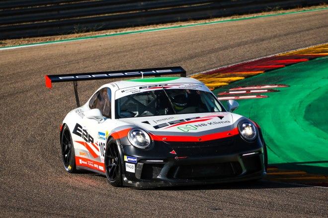 Antonio Sainero-Pedro Salvador (Porsche 911 Cup)_Carlos Casimiro