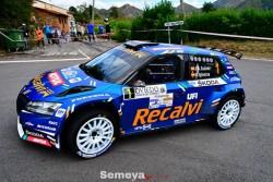 Victoria sin sorpresas de Suárez - Iglesias en el 58 Rallye Princesa de Asturias