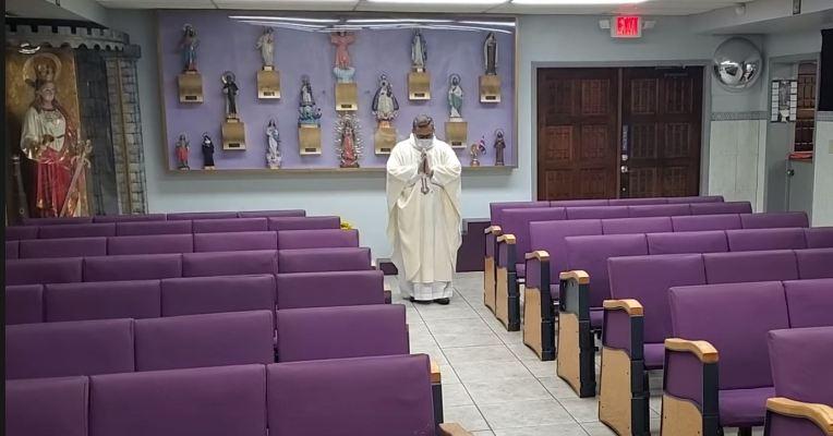 Santisima Misa de Domingo de Pascua