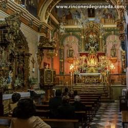 CONVENTO DE CARMELITAS CALZADAS Fundado en 1508, fue el tercer convento femenino de Granada