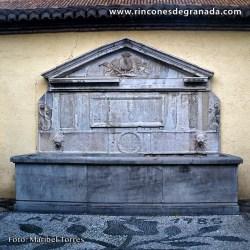 PILAR PÚBLICO DE SAN JERÓNIMO Construido en el siglo XVI