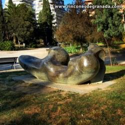 VENUS ILIBERIS Situado en el Parque Universitario de Fuente Nueva