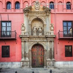 COLEGIO MAYOR DE SAN BARTOLOME Y SANTIAGO – PALACIO DE LOS BENEROSO