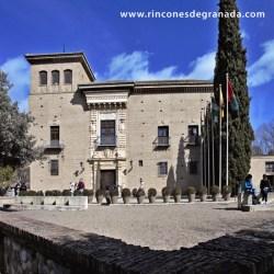 PALACIO DE LOS CORDOVA Se encuentra al final del Paseo de los Tristes