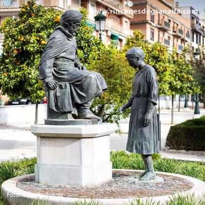 MONUMENTO AL REY BOABDIL / MONUMENTO A LA TOLERANCIA