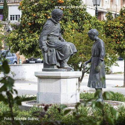 MONUMENTO AL REY BOABDIL - MONUMENTO A LA TOLERANCIA