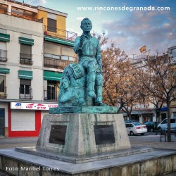 """MONUMENTO A AGUSTÍN LARA Lara compuso """"Granada"""" sin haberla visitado nunca"""