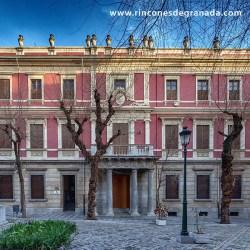 PALACIO DEL MARQUÉS DE VILLA ALEGRE Buen ejemplo de la arquitectura palaciega del siglo XIX.