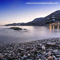 PLAYA DE COTOBRO Una playa urbana, de aguas tranquilas y cristalinas