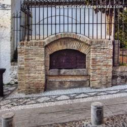 ALJIBE DE SAN JOSÉ Se ubica entre el alminar y la iglesia de San José