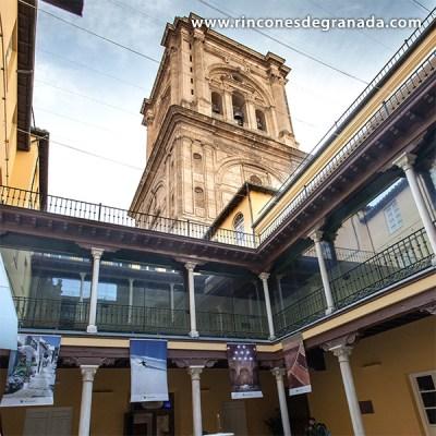 TORRE DE LA CATEDRAL DESDE PALACIO DE LAS NIÑAS NOBLES