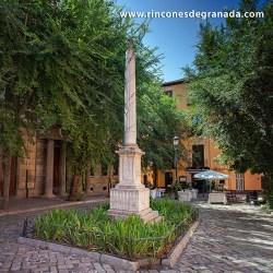 MONUMENTO A ISIDORO MAIQUEZ uno de los actores más importantes de la España del siglo XIX