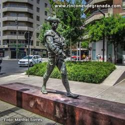 MONUMENTO A SALVADOR SÁNCHEZ POVEDANO - FRASCUELO