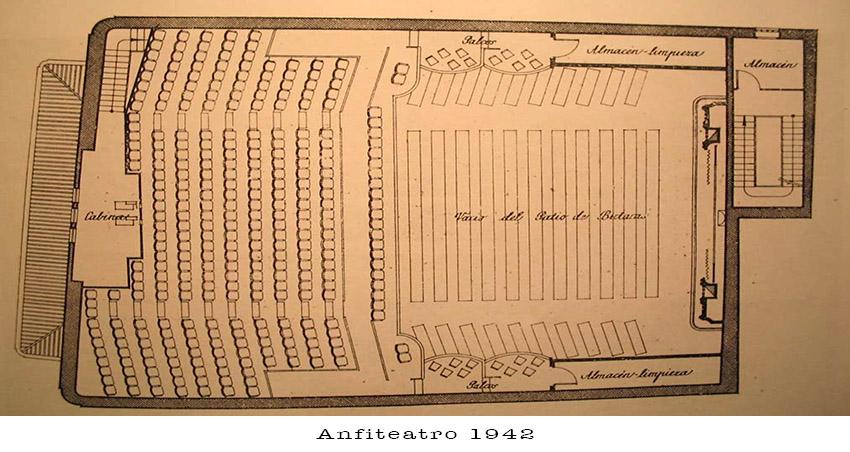 Anfiteatro - Cine Aliatar - 1942