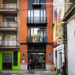 HOTEL MOLINOS EL HOTEL MÁS ESTRECHO DEL MUNDO