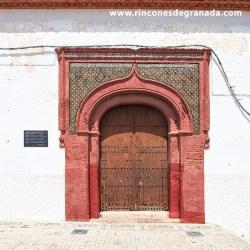 PORTADA IGLESIA DE NUESTRA SEÑORA DEL ROSARIO