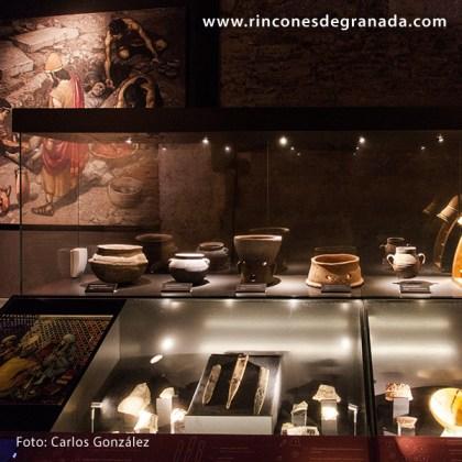 SALAS MUSEO - CASTILLO DE SAN MIGUEL