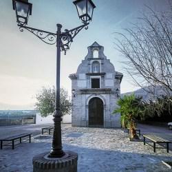 LA ERMITA DE SAN ANTONIO DE PADUA Edificada en la segunda mitad del siglo XVIII en Lobres