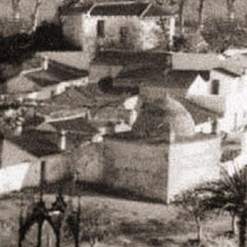 Ermita de San Sebastián y templete de la santa Cruz