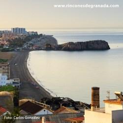PLAYA DE LA GUARDIA Una de las mejores playas de Granada
