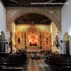 Iglesia de Nuestra Señora de la Anunciación de Lanteira. De estilo mudéjar, constuida en el siglo XVI