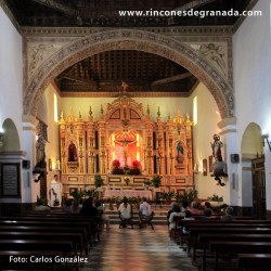 Iglesia de Nuestra Señora de la Anunciación de Lanteira.